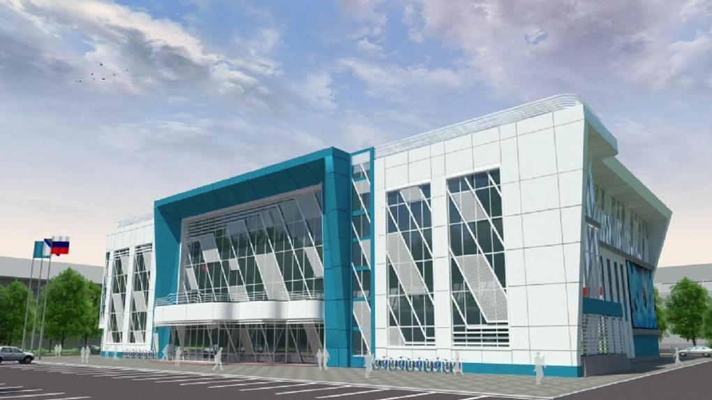 В Новосибирске урезали финансирование реконструкции бассейна СКА