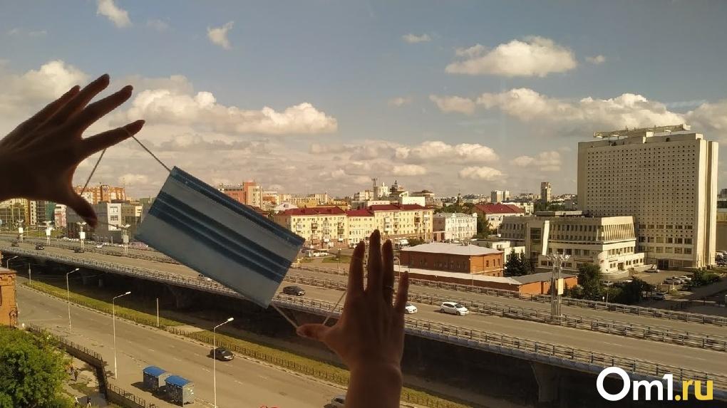 В Минздраве заявили, что Омск начинает возвращаться к обычной жизни после пандемии коронавируса