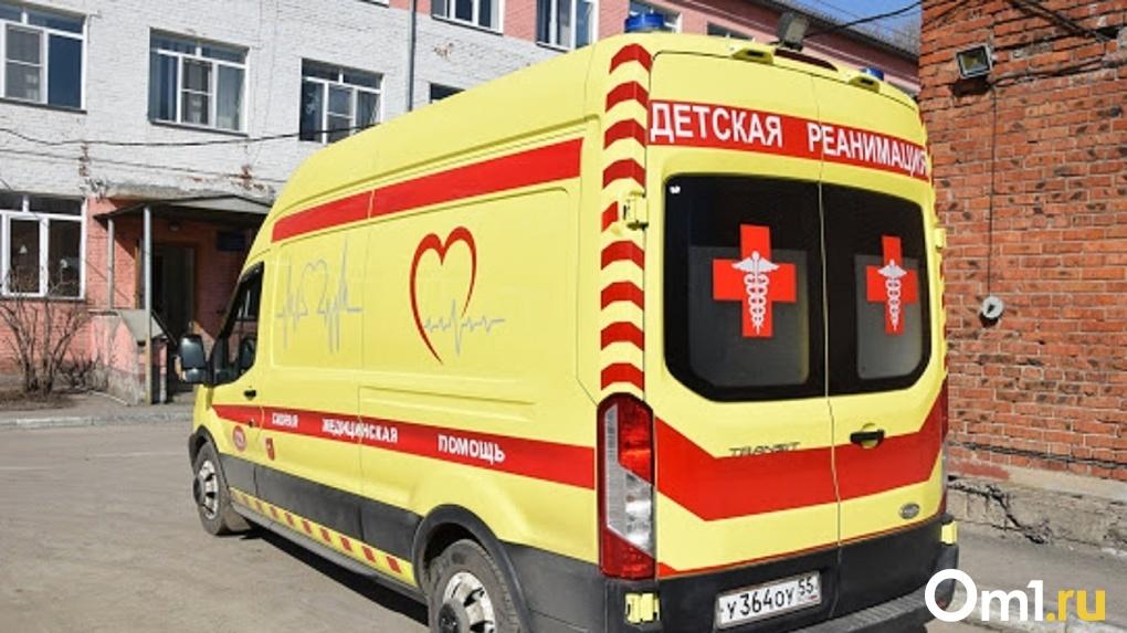 Две женщины и годовалая девочка получили травмы в ДТП на 6-й Станционной в Омске