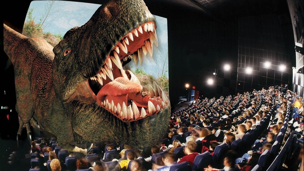 В сельских ДК в Омской области начали показывать кино в 3D