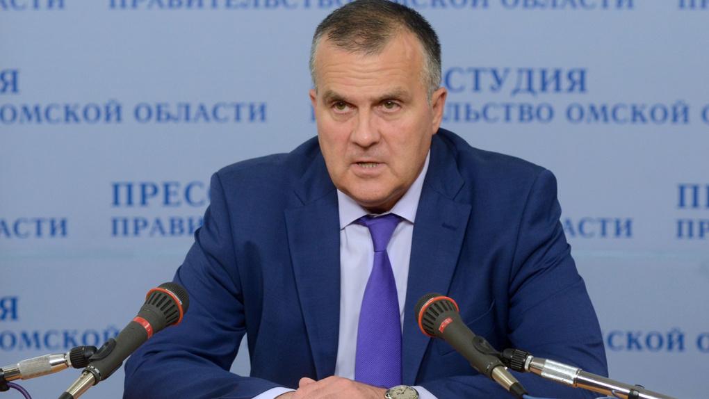 Прокуратура велела омскому вице-губернатору Новосёлову уволить сына