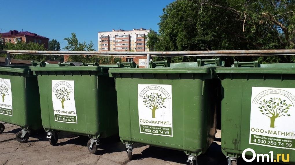 В Минприроде назвали районы в Омской области, где разместят мусороперерабатывающие комплексы
