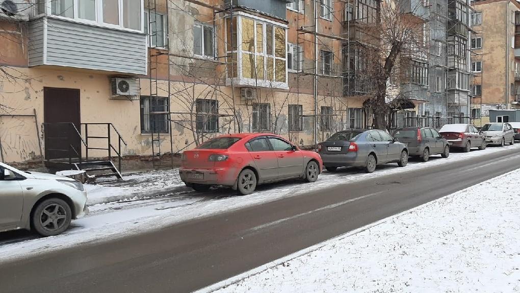 Новосибирские дороги признаны худшими в России
