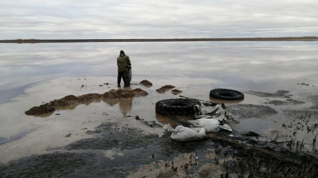 Браконьеры выловили около 400 килограммов рачков артемии в Новосибирской области