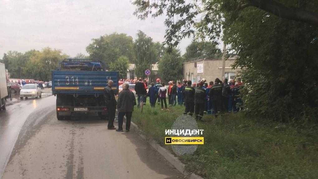 СРОЧНО! В Новосибирске заминировали ТЭЦ-5