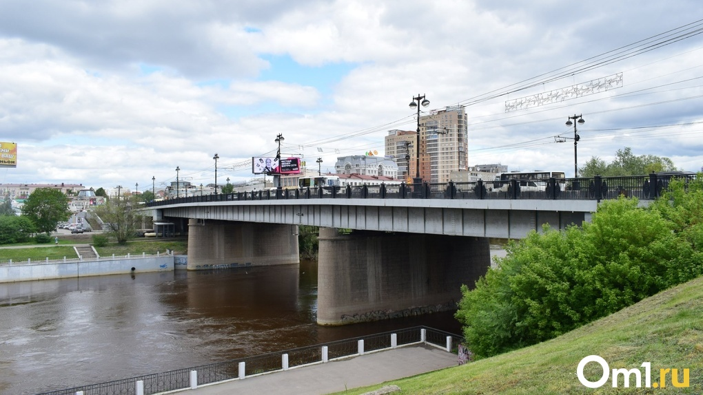 Депутат обнаружил, что в Омске нет рек