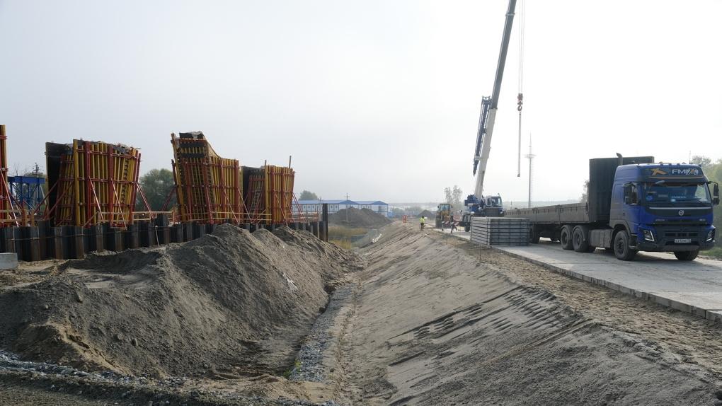 Четвёртый мост через Обь в Новосибирске сдадут на год раньше срока