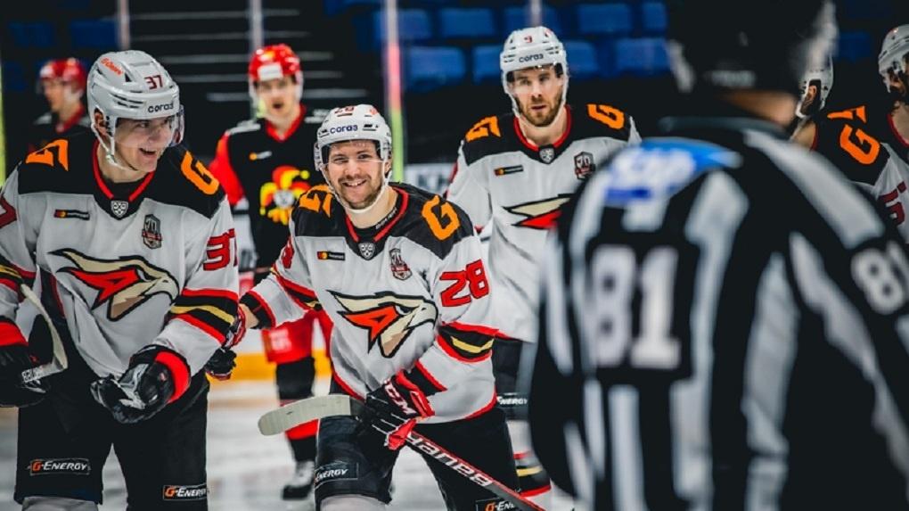 Омский «Авангард» обыграл клуб из Финляндии с крупным счётом