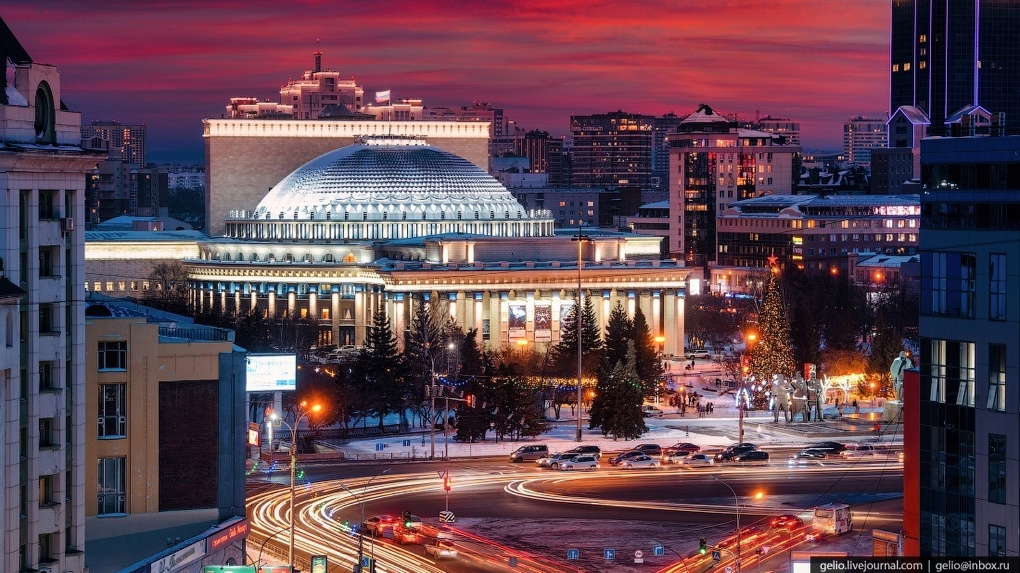 Хлеба и зрелищ: куда сходить и на что посмотреть в Новосибирске?