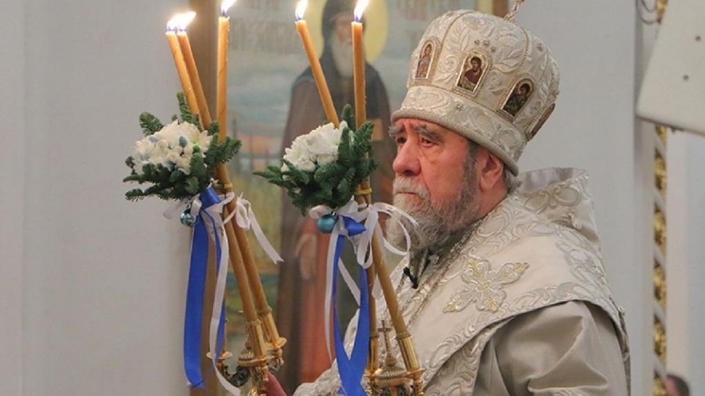 Омские верующие празднуют Рождество Христово
