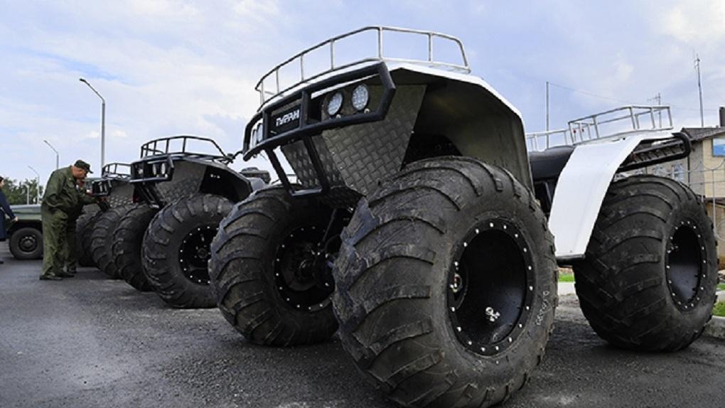 В Омске у охотинспекторов автопарк пополнится новыми автомобилями
