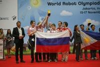 Роботы — борцы с сосульками победили на всемирной олимпиаде