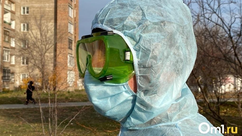 За сутки в Омске выявили ещё 205 омичей, больных коронавирусом. Умерли пять пациентов