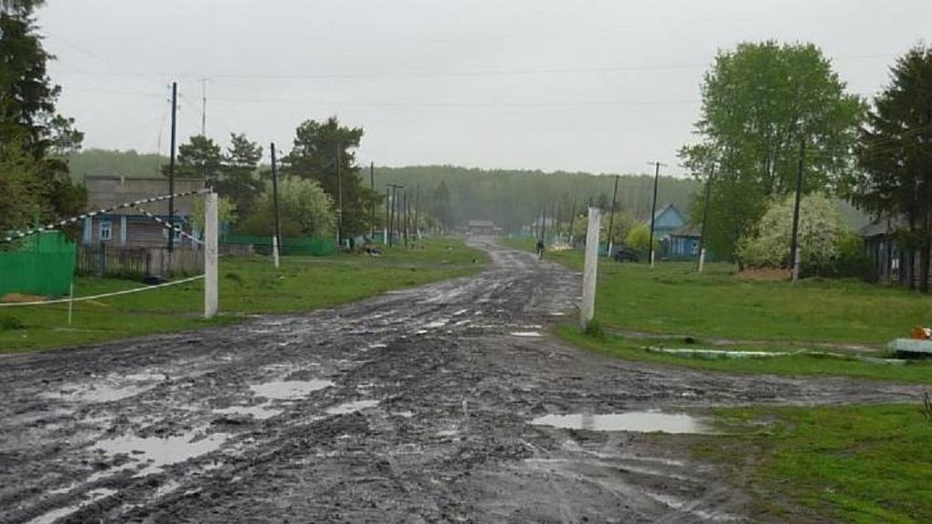 В Омской области убили глухонемого, который распускал слухи по деревне