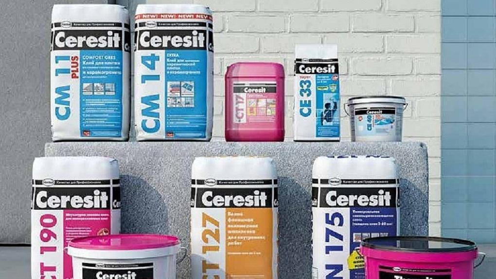 Преимущества и особенности строительных материалов и смесей Ceresit (Церезит)