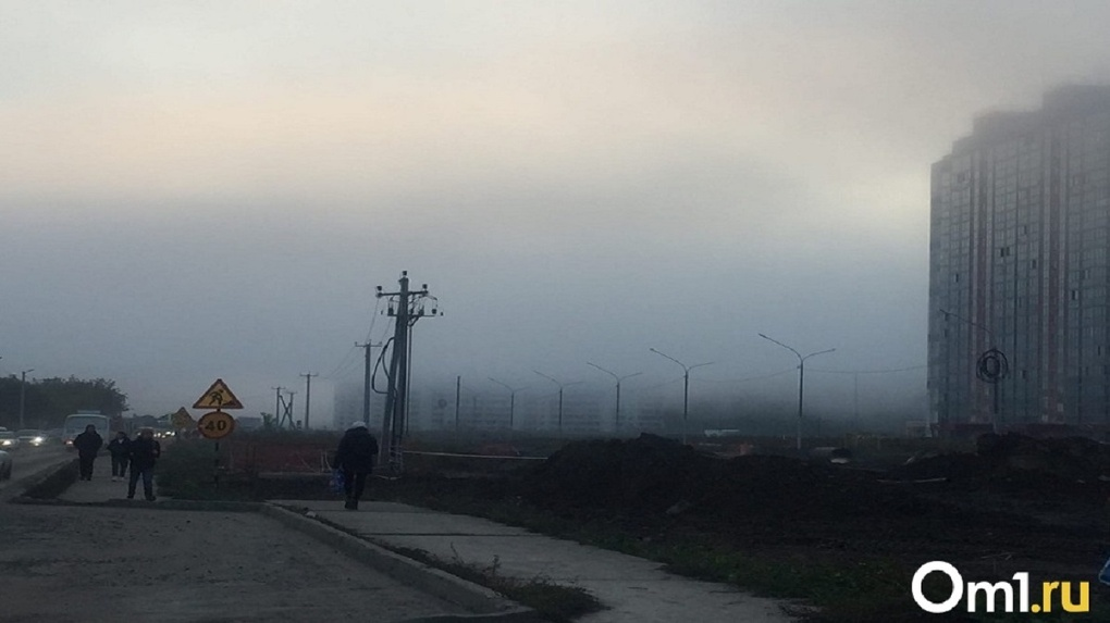 Гололёд и туманы: новосибирских водителей предупредили о резком ухудшении погоды