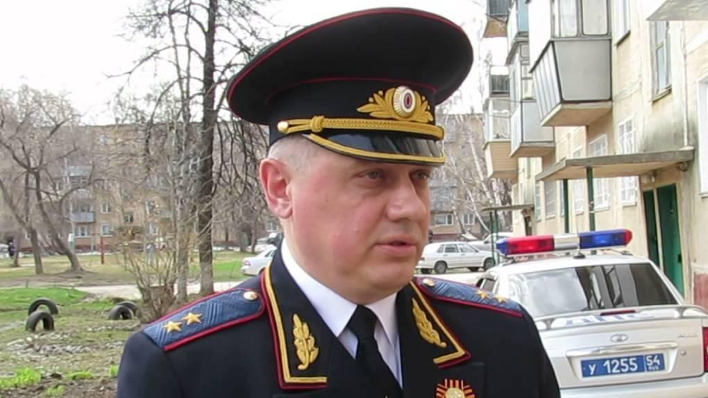 Срочно! Путин подписал указ об отставке главы новосибирского МВД
