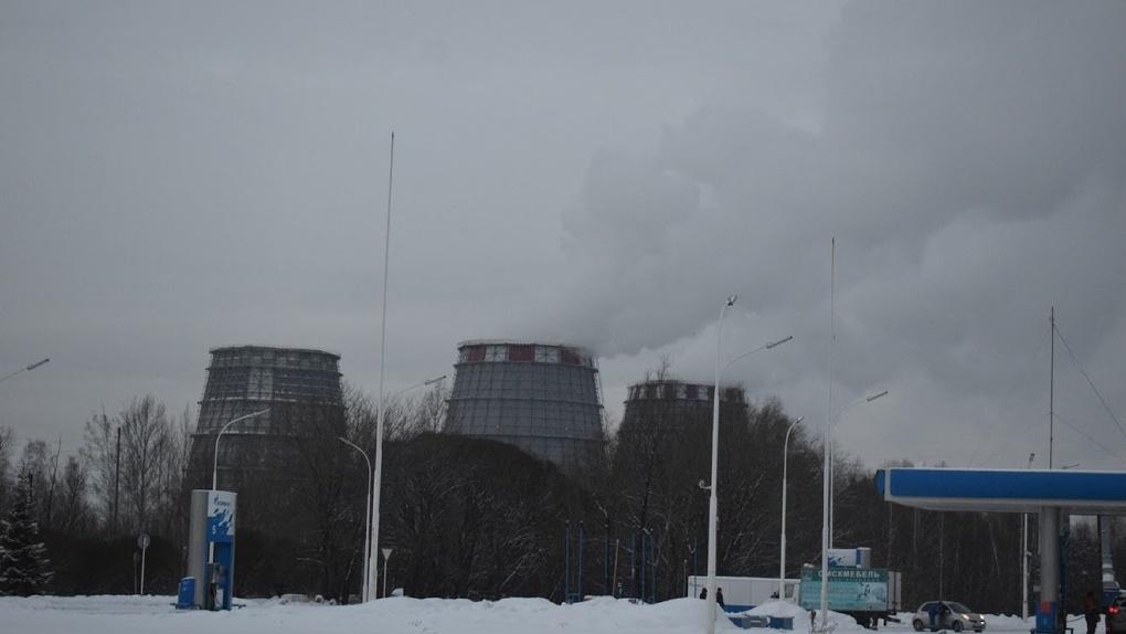 «Никаких нарушений не было»: в омской ТЭЦ опровергли информацию об удушающих выбросах