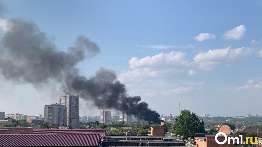 Оксид углерода и пыль. В Омске снова зафиксировали грязный воздух