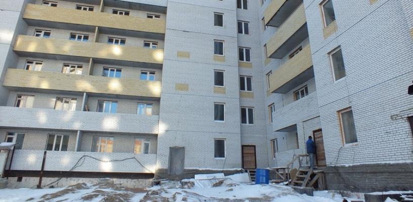 Долгострой на Московке-2 пообещали сдать до Нового года