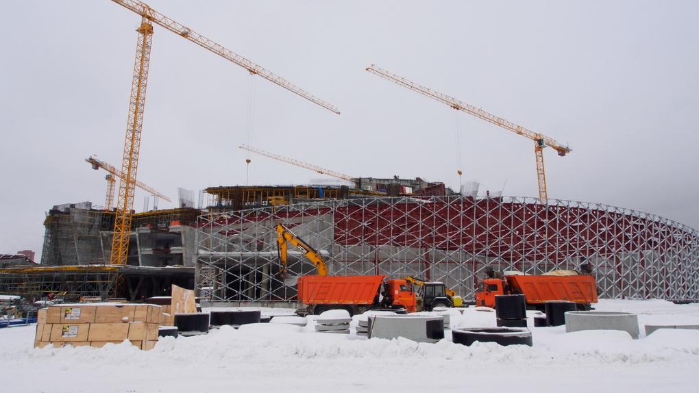 Масштабы и темпы строительства впечатляют: губернатор оценил ход строительства новосибирского ЛДС