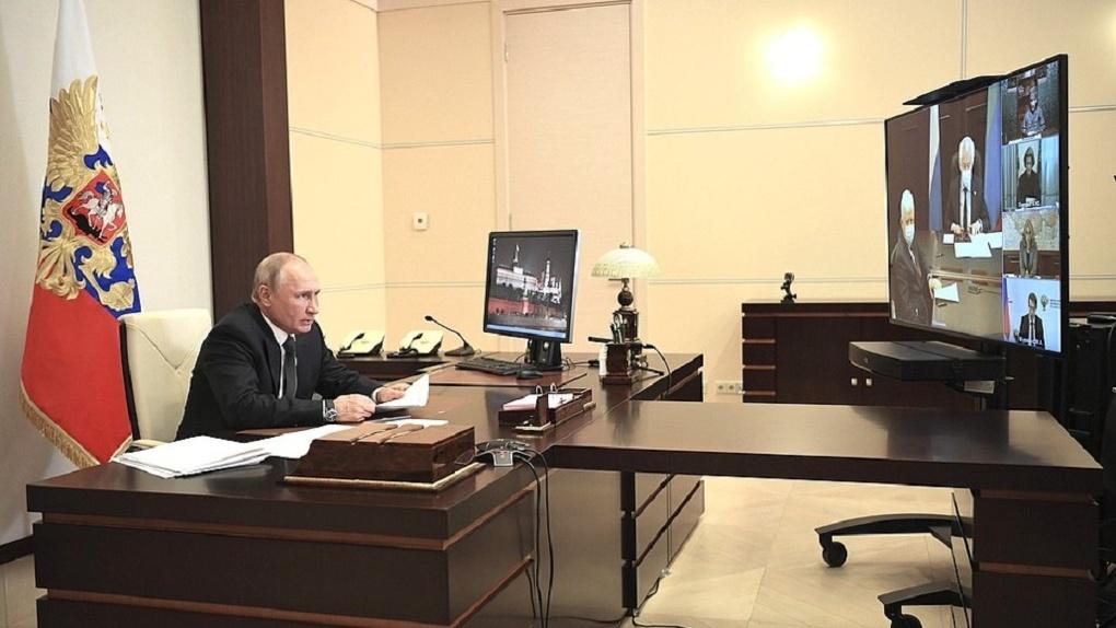 После обращений Путина новосибирцы стали чаще звонить на горячую линию по коронавирусу