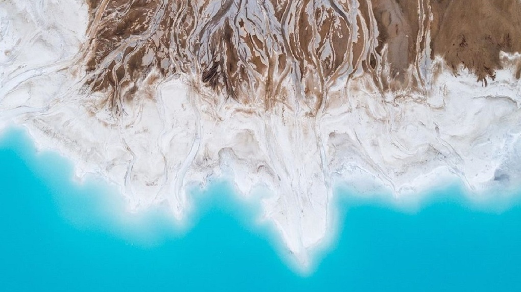 Знаменитые новосибирские «Мальдивы» запечатлел московский фотограф