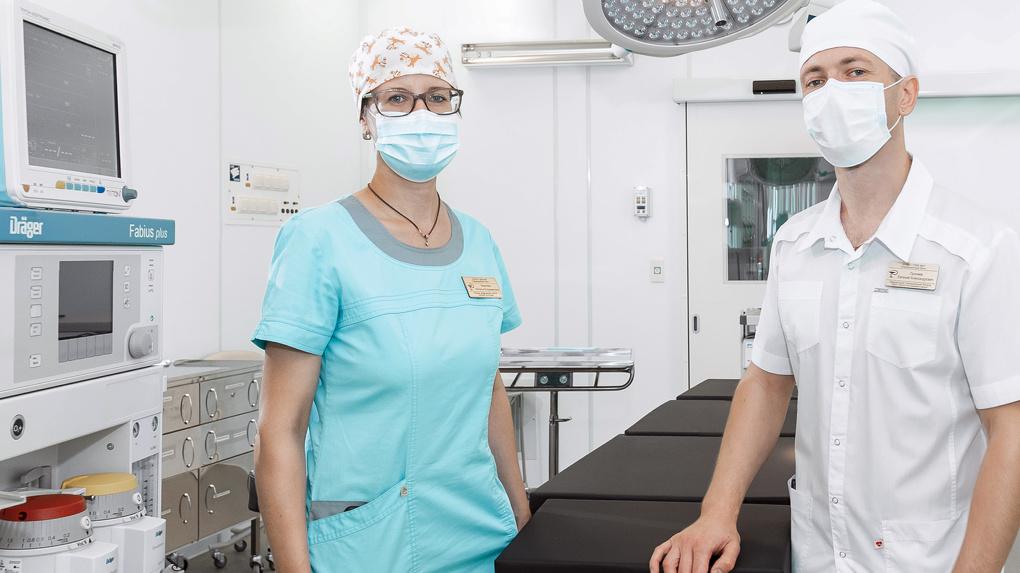 Омский НПЗ оснастил детскую больницу высокотехнологичным оборудованием