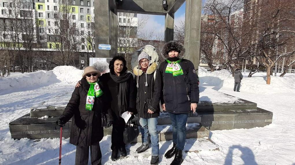 Председателя новосибирского отделения «Яблоко» исключили из партии