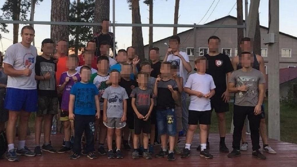 В Новосибирской области тренера вызвали в полицию за фото с учениками