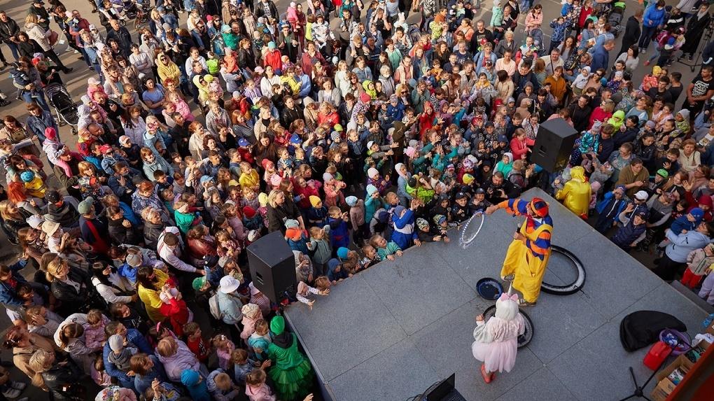 Киноцентр «Первомайский» проведет спортивный праздник для омичей