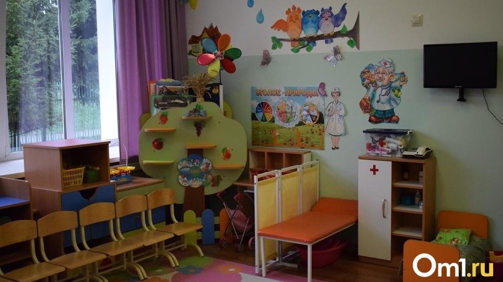 «Рвёт без остановки». В омском детском саду, откуда сбежал 3-летний малыш, случилась вспышка инфекции