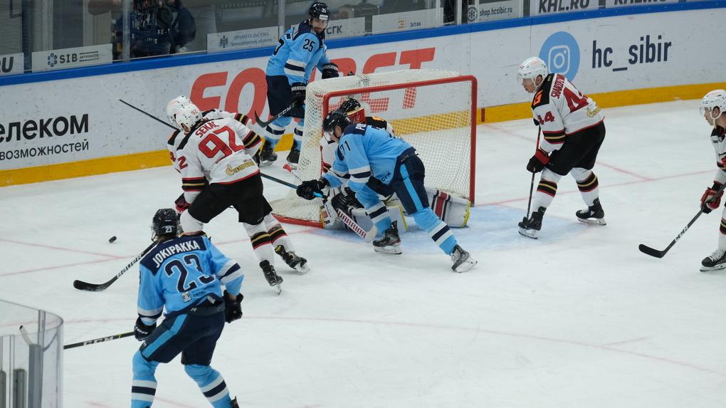 Андрей Травников: «МЧМ-2023 по хоккею в Новосибирске и Омске пройдёт на достойном уровне»