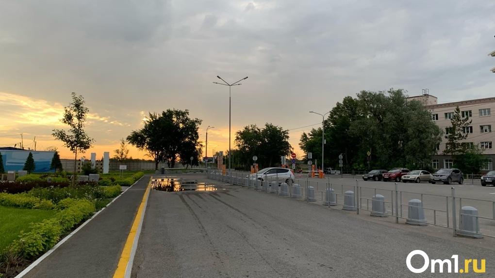 Официально: режим самоизоляции в Омске продлен до 14 июня (распоряжение губернатора)