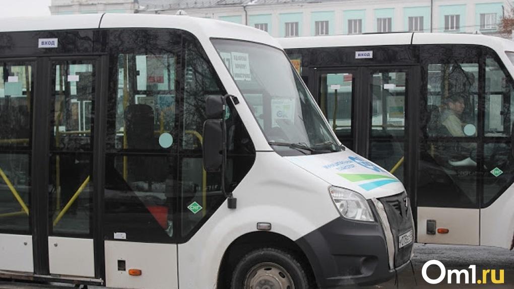 Ещё один омский перевозчик выпускает в рейсы меньше машин, чем заявлял на конкурсе
