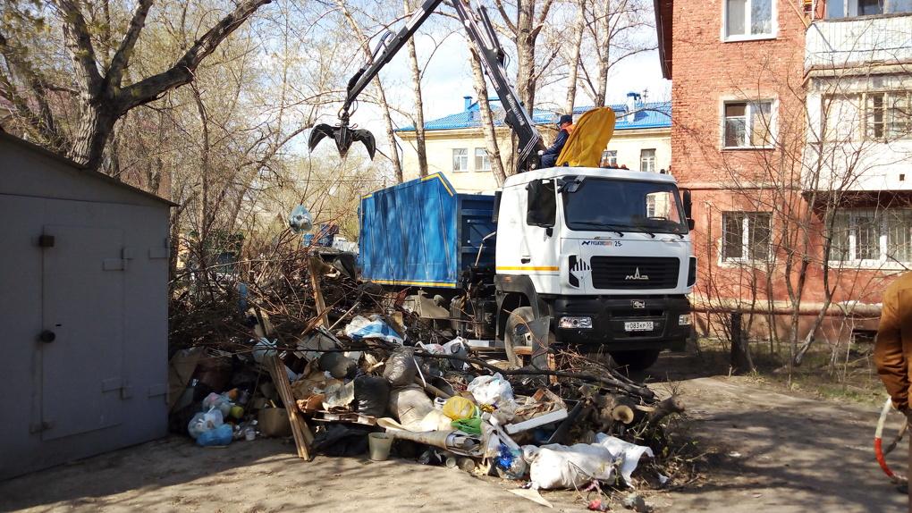 Регоператор объяснил, как после субботников не захлебнуться в мусоре