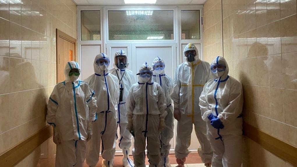Дмитрий Потопальский: «В Омске госпитализация отменена, на место плановых больных приходят «ковидные»