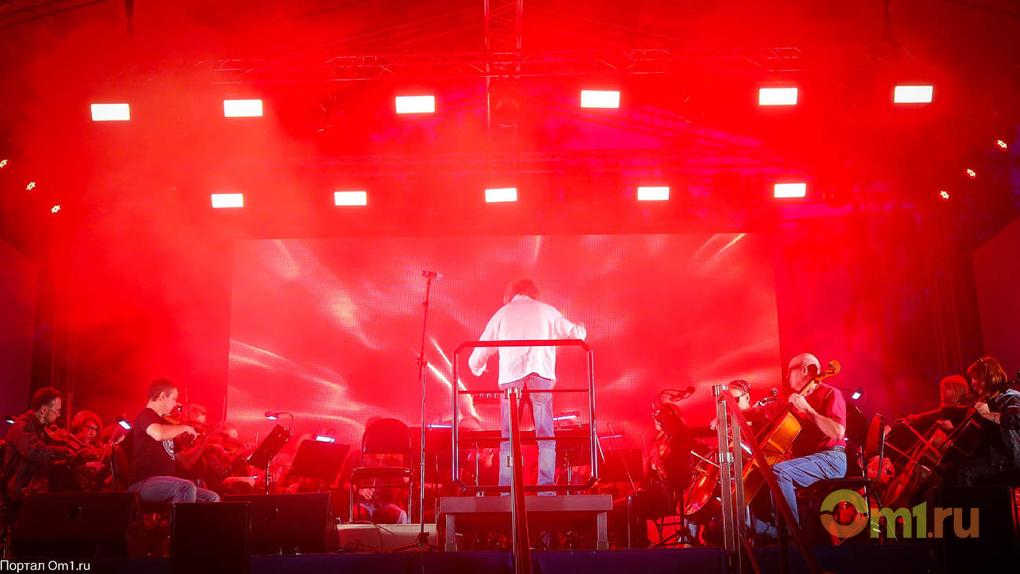 «СимфоРокПарк-2018»: в Омске прошел самый массовый рок-концерт