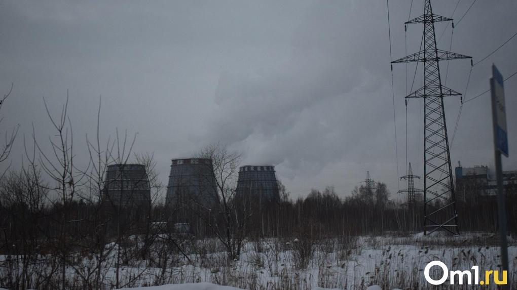 Загрязнение воздуха в Новосибирске достигло максимальных 10 баллов