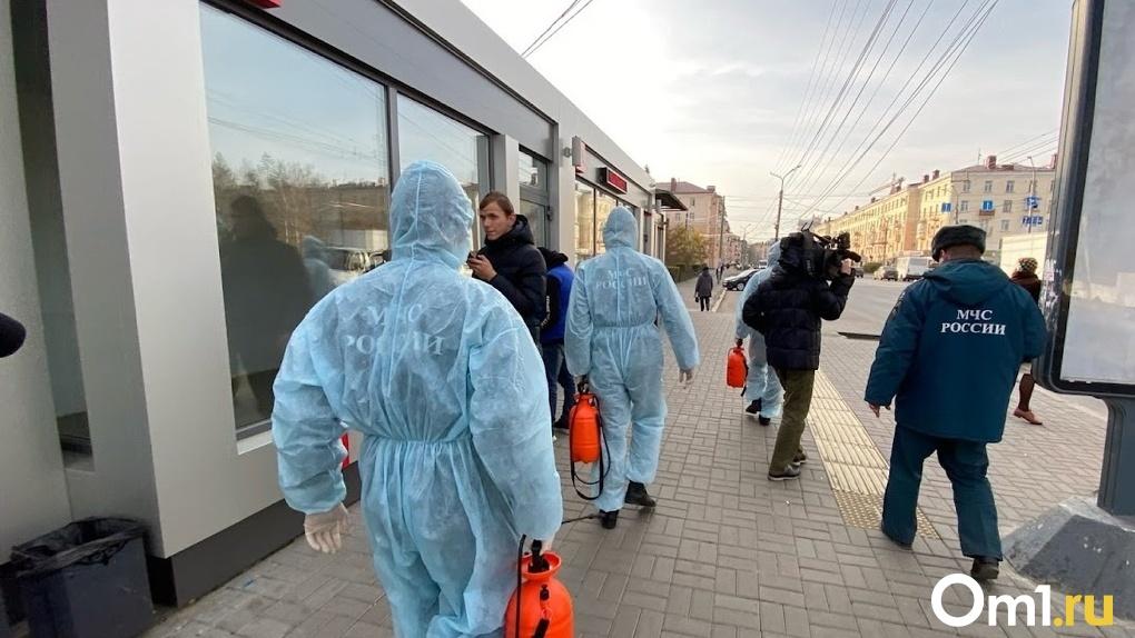 «Антимасочники» пополнили бюджет Омской области на 20 миллионов рублей