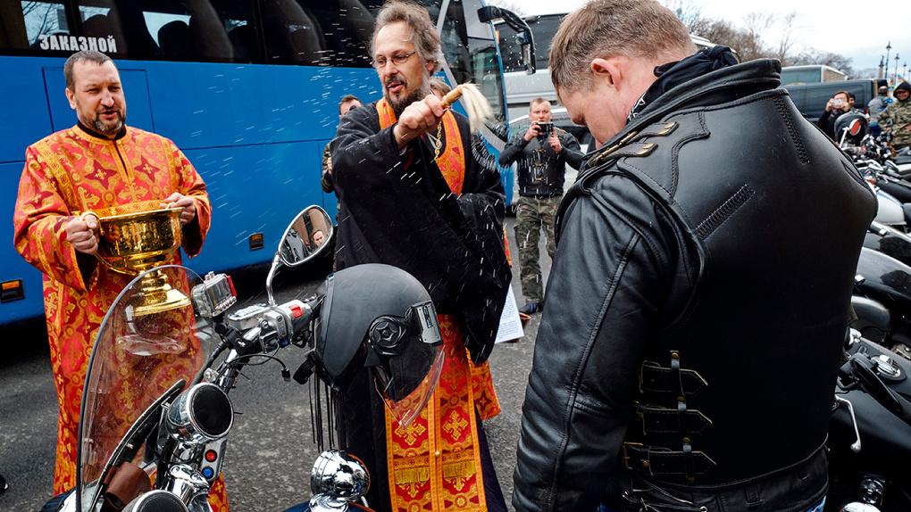 Мотосезон в Омске начнется с освящения байков