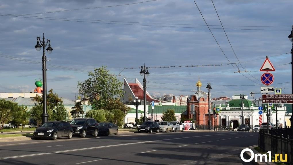 Омские архитекторы показали первые эскизы стелы «Город трудовой доблести»