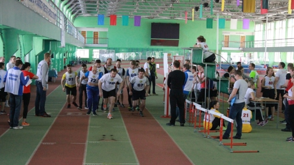 Омские чиновники сразились за Кубок губернатора по ГТО
