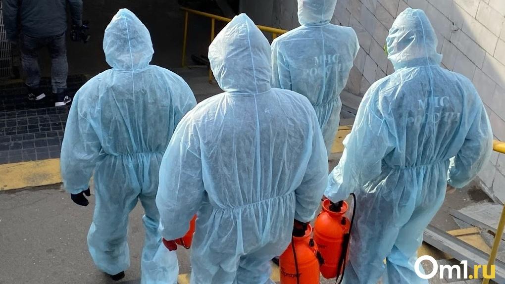 Заболевших уже почти 20 тысяч человек. В Омске вновь побит рекорд по количеству заражённых COVID-19