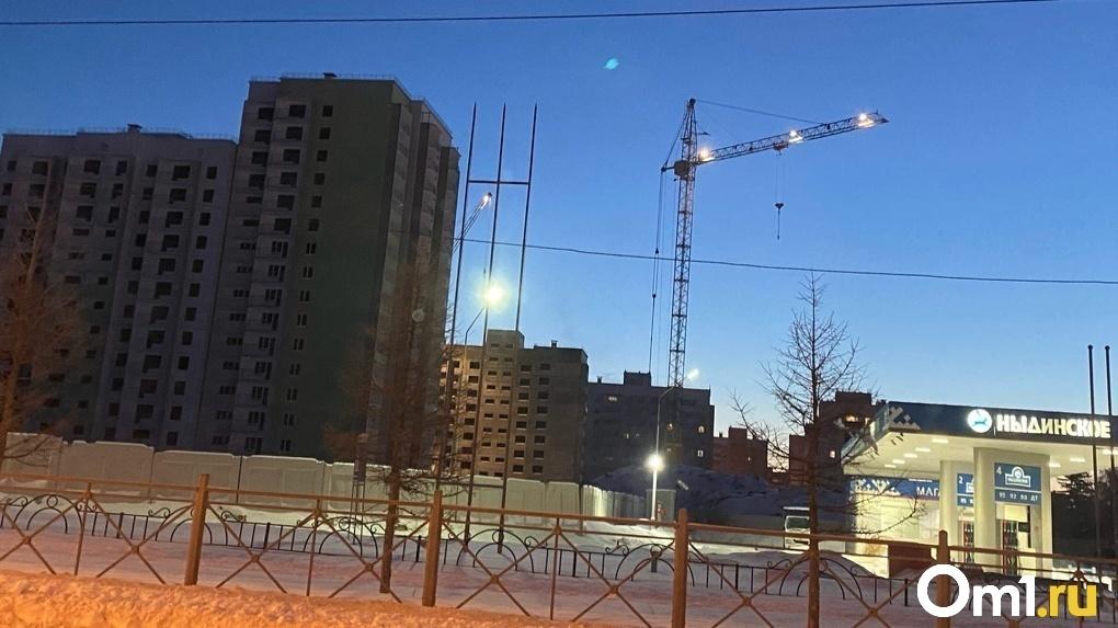 В Новосибирске ввели в эксплуатацию дома-долгострои на улице Серафимовича