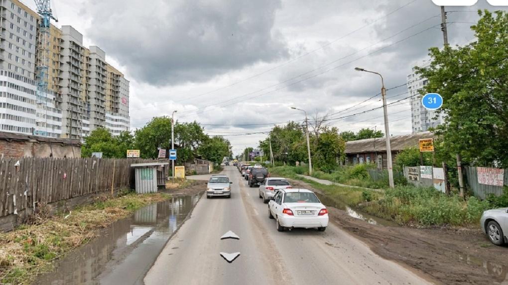 Одну из омских остановок переименуют в честь казахского аула