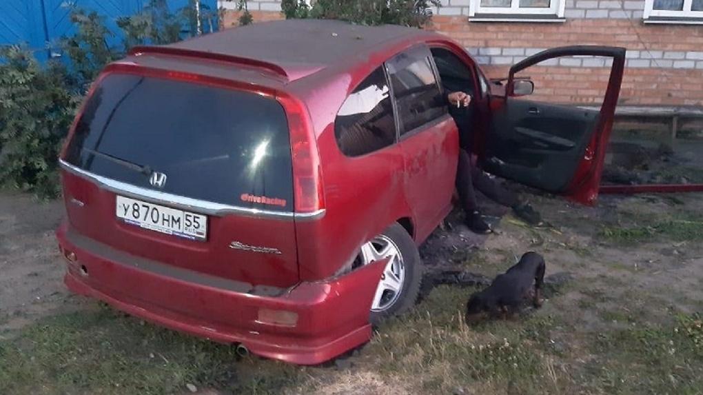 В Омской области пьяный автомобилист устроил смертельное ДТП