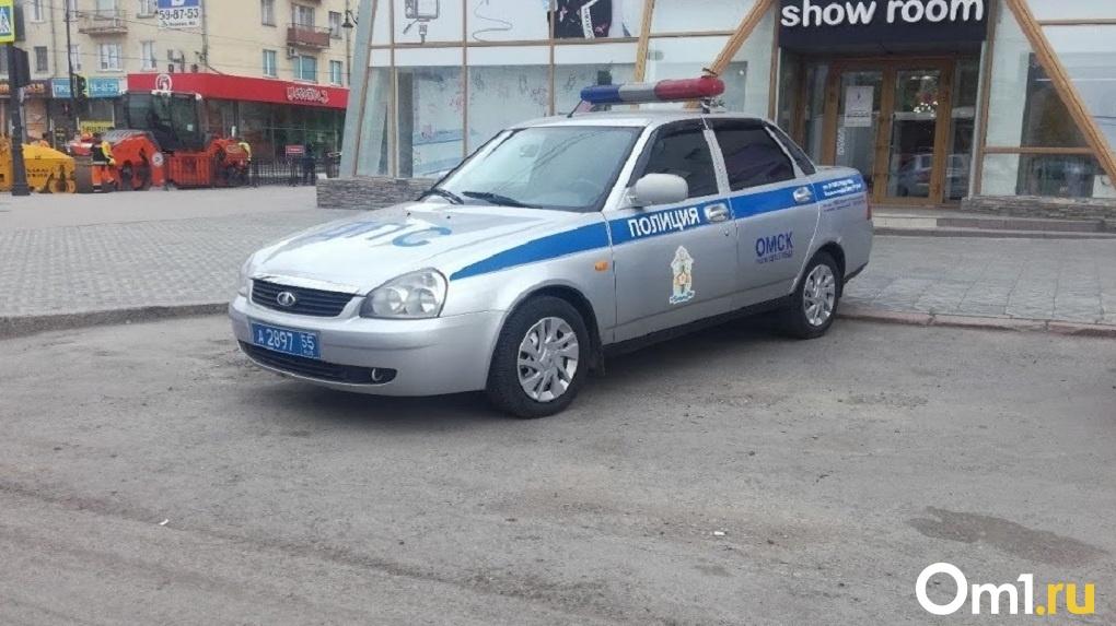 В массовой аварии в Омске пострадали 5 человек