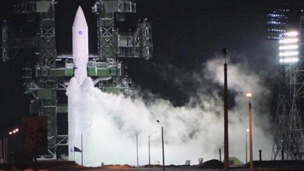 В Москву из Омска отправили новые модули для «Ангары-А5»