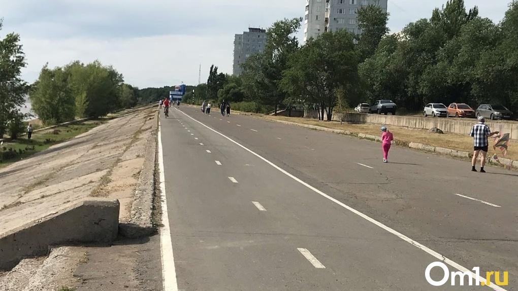 «Сделайте хоть что-то!». Блогер Варламов — об идее строительства в Омске самой большой набережной